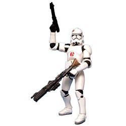 Clone Trooper (Saleucami) - France Toys R Us
