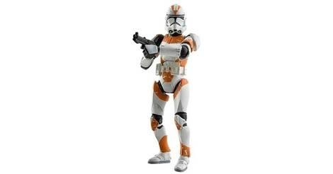 Coleção Saga Star Wars Utapau Clone Trooper Loose Hasbro