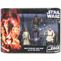 Episode III Jedi Knights (UK)
