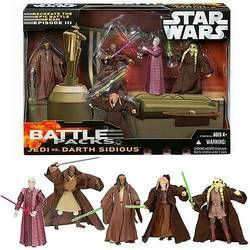 Jedi Vs. Darth Sidious