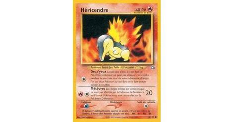 Cyndaquil 56//111 Neo Genesis Pokemon Card