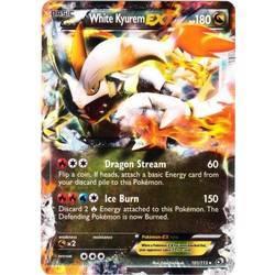Kyurem noir ex carte 100 113 tr sors l gendaires - Pokemon legendaire blanc ...