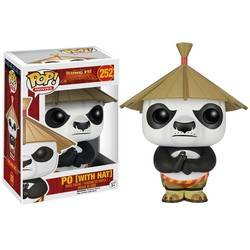 Kung Fu Panda - Po with Hat