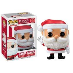 Rudolph the Red-Nosed Reindeer - Santa Claus