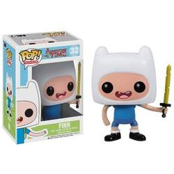 Adventure Time - Finn With Sword