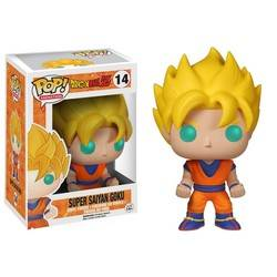Dragonball Z - Super Saiyan Goku Blue Eyes