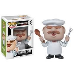 Muppets Most Wanted - Swedish Chef