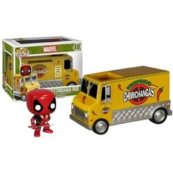 Deadpool - Deadpool's Chimichangas Truck