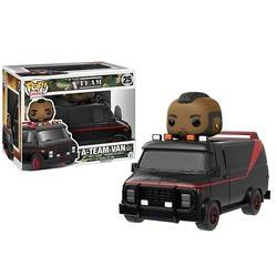 The A-Team - A-Team Van With B.A. Baracus