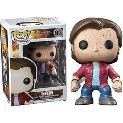 Supernatural - Sam Bloody