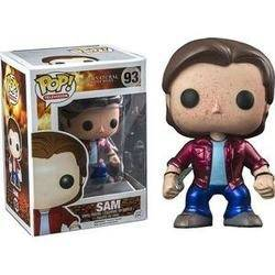 Supernatural - Sam Bloody Metallic