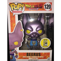 Dragonball Z - Beerus metalique