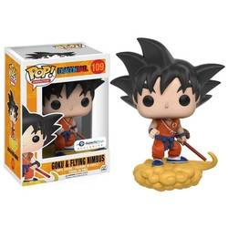 Dragonball Z - Goku Orange And Nimbus