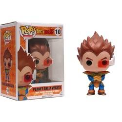 Dragonball Z - Vegeta Planet Arlia