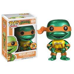 Teenage Mutant Ninja Turtles - Michelangelo Metallic