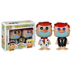 Hanna-Barbera - Fred And Barney Red Hair 2 Pack