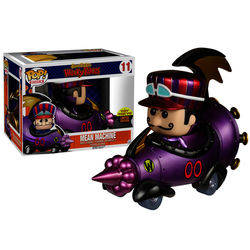 Hanna-Barbera - Mean Machine Metallic With Dick Dastardly