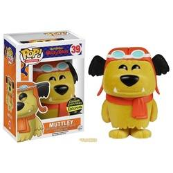 Hanna-Barbera - Muttley Flocked