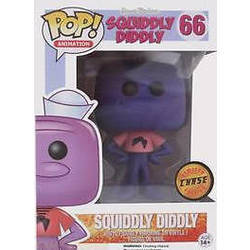 Hanna-Barbera - Squiddly Diddly Dark Purple
