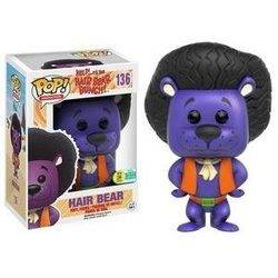 Help!...It's The Hair Bear Bunch - Hair Bear Purple