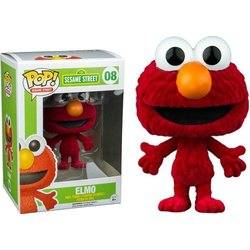 Sesame Street - Elmo Flocked