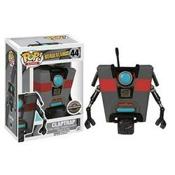 Borderlands - Claptrap Grey