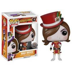 Borderlands - Mad Moxxi Red