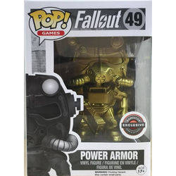 Fallout - Power Armor Gold