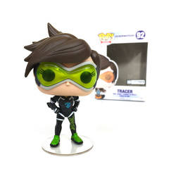 Overwatch - Tracer Green