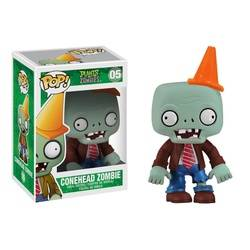 Plants vs Zombies - Conehead Zombie