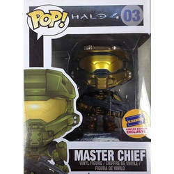 Halo 4 - Master Chief Gold