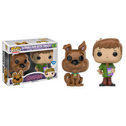Scooby-Doo - Scooby-Doo And Shaggy 2 Pack