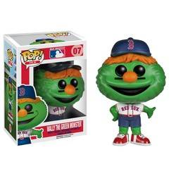 MLB - Wally the Green Monster