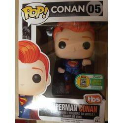 Conan O'Brien - Superman Conan