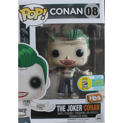 Conan O'Brien - The Joker Conan