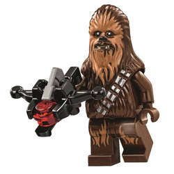 Chewbacca with Crossbow