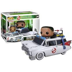 Ghostbusters - Ecto 1 With Winston Zeddemore