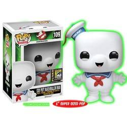 Ghostbusters - Stay Puft Marshmallow Man Glow In The Dark