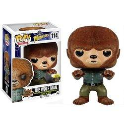 Universal Monsters - The Wolf Man Flocked