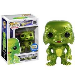 Universal Monsters - The Creature From The Black Lagoon Metallic
