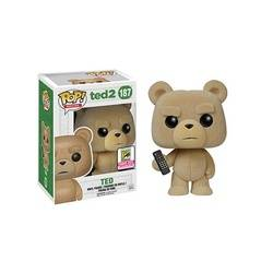 Ted 2 - Ted with remote Flocked