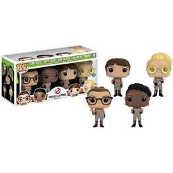 Ghostbusters 2016 - Abby Yates, Patty Tolanand, Erin Gilbert and Jillian Holtzmann 4 pack