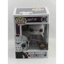 Friday the 13th - Jason Voorhees Glow In The Dark