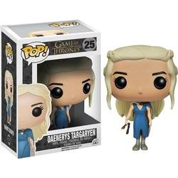 Game of Thrones - Daenerys Targaryen in Blue Dress
