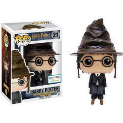 Harry Potter - Harry Potter with Sorting Hat
