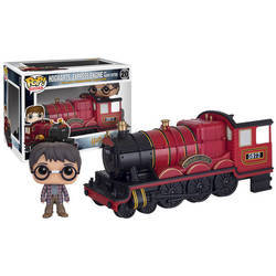 Harry Potter - Hogwarts Express Engine with Harry Potter