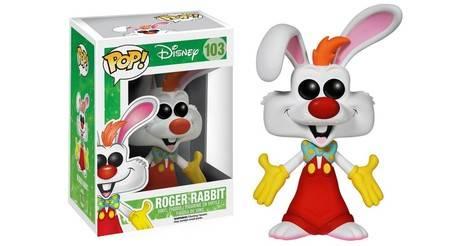 roger rabbit figurine disney