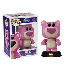 Toy Story - Lotso Bobble Head