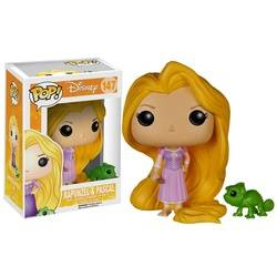 Tangled - Rapunzel and Pascal