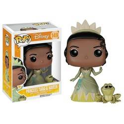 The Princess and the Frog - Princess Tiana and Naveen
